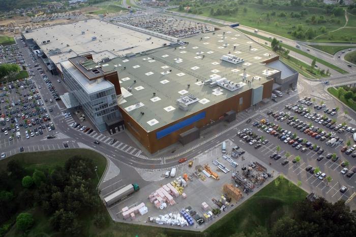 Крупнейшие супермаркетыРФ поставили рекорд поуменьшению торговых площадей в прошлом году