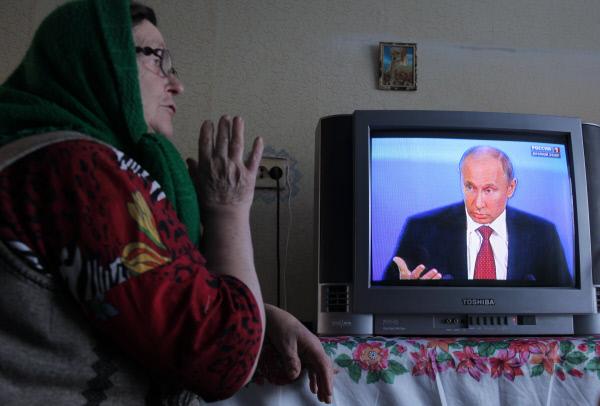 ВКремле приняли решение подкорректировать телевидение