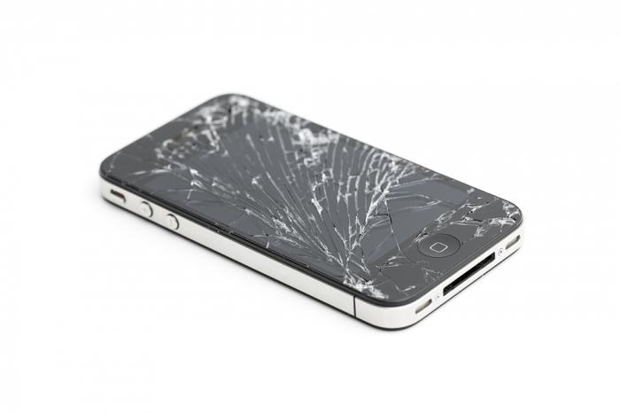 Ученые создали самовосстанавливающееся стекло для смартфонов
