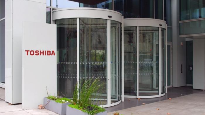 Toshiba объявила ореструктуризации бизнеса