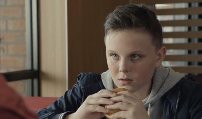 Вглобальной паутине  возненавидели рекламный ролик «Макдоналдс» смертвым отцом