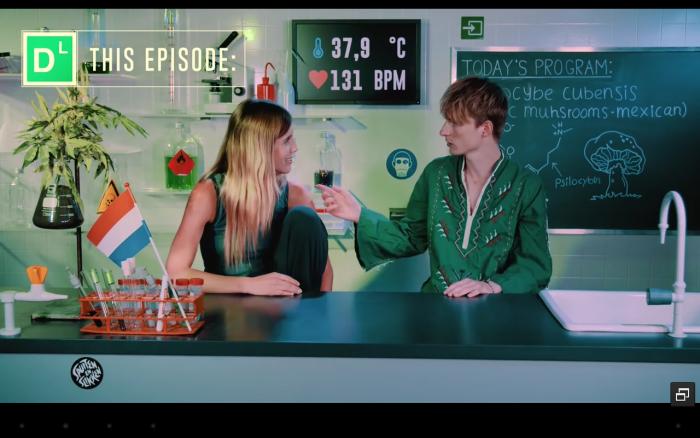 Секс под действием наркотиков видео