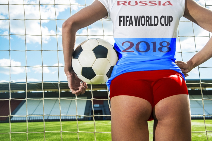 Lamoda запустила онлайн-магазин FIFA в Российской Федерации