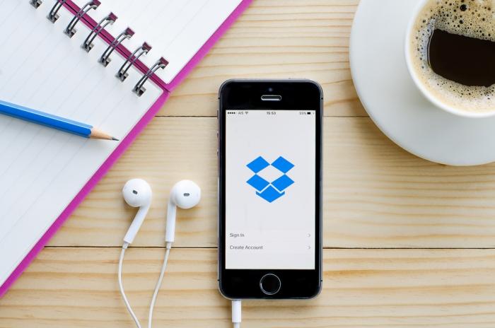 Облачный сервис Dropbox начал подготовку кожидаемому в нынешнем году IPO