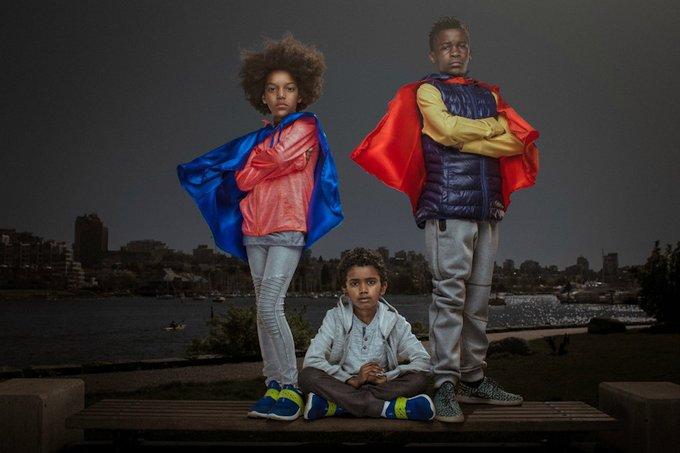 Команда экс-дизайнеров Nike создала свою линейку спортивной обуви для детей