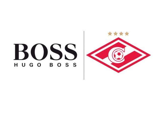 Hugo Boss оденет футболистов «Спартака»