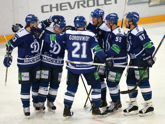 ХК «Динамо» задолжал рекламным партнерам