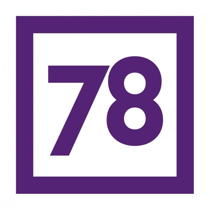 Новый городской телеканал «78» показал свой логотип