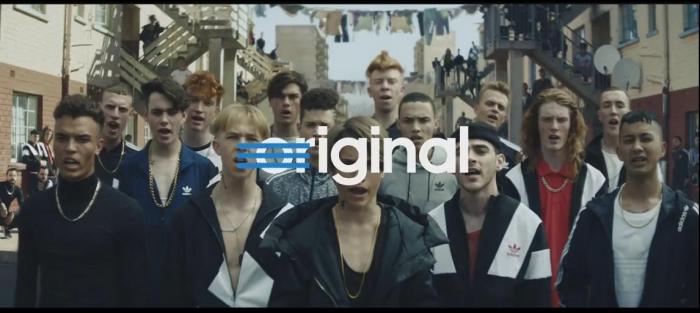 Adidas представил обновленное виденье кампании «Original»