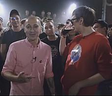Oxxxymiron vs Гнойный: самый ожидаемый рэп-батл года набрал уже 3,4 млн просмотров