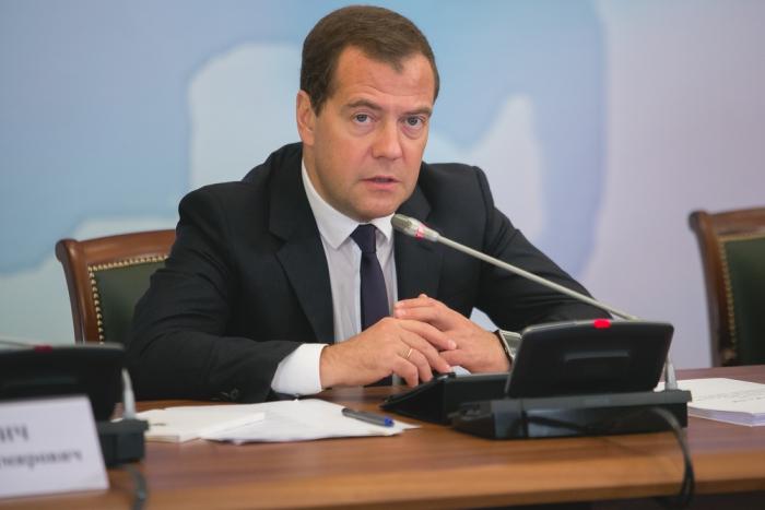 Медведев подписал распоряжение осоздании подкомиссии поцифровой экономике
