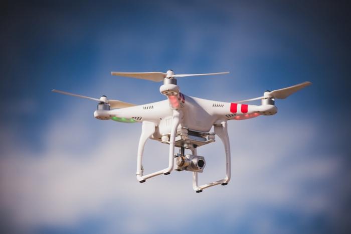 Гражданские дроны начнут регистрировать свесны