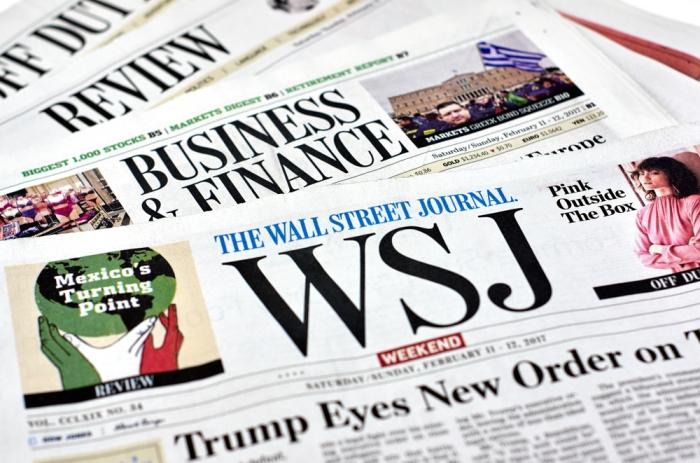The Wall Street Journal закрывает свои международные издания