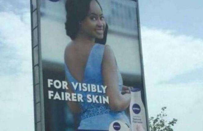 Nivea сняли расистский рекламный ролик
