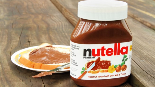 Фанаты «Нутеллы» пришли вярость из-за смены рецепта шоколадной пасты