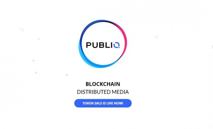 PUBLIQ запускает первую в мире блокчейн медиа-платформу