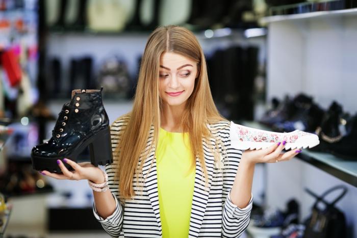 «Обувь России» зафиксировала рекордный рост продаж