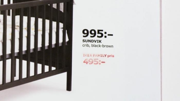 IKEA предложила женщинам помочиться нарекламу вжурнале, чтобы активировать скидку