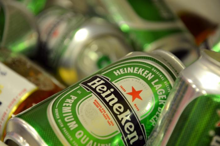 Heineken меняет начальников начетырех русских предприятиях