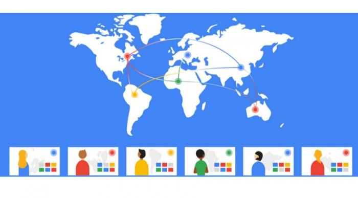 Google запускает собственный корпоративный мессенджер Hangouts Chat