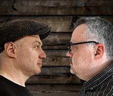 Нос ко носу #Медиа: Глебушка Морев vs. Юша Сапрыкин