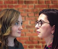 Нос для носу #digital: Аня Мусихина vs Элина Исагулова