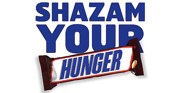 SHAZAM YOUR HUNGER – BBDO Moscow