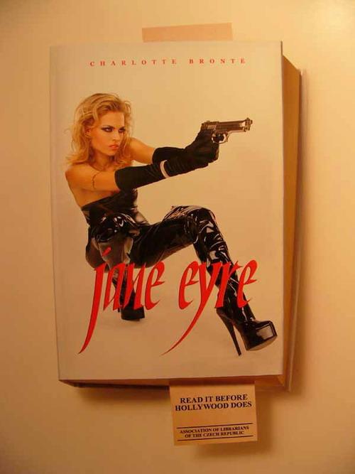 """""""Джейн Эйр"""". Прочти эту книгу раньше, чем Голливуд сделает это за тебя."""