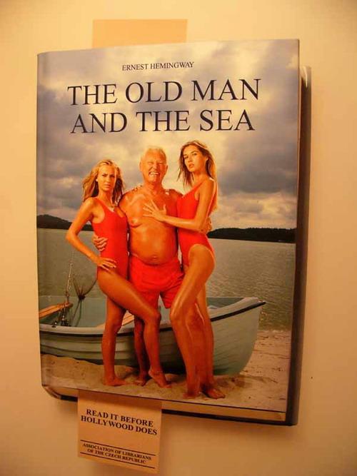 Старик и Море. Прочти эту книгу раньше, чем Голливуд сделает это за тебя.