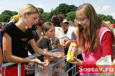 "PR-агентство MediaPRoject совместно с агентством ABSOLUT PRO учредили ""День молодой картошки"""