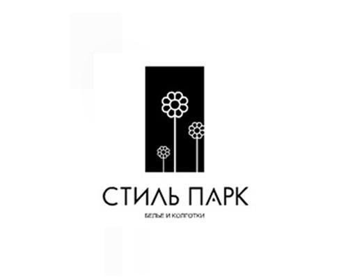 """Цветущий логотип для  """"Стиль Парк """" от XQ Design.  Новости компаний."""