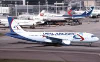 """Авиакомпания  """"Уральские авиалинии """" заказывает 5 самолетов A320."""