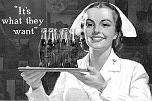 ...новыми разновидностями прохладительных напитков, скандалами и войной...