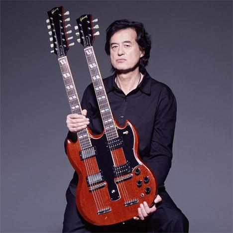 На основе свидетельских показаний гитариста Джимми Пейджа был вынесен приговор...