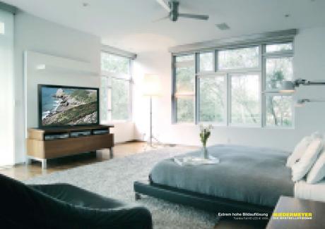 Реклама телевизоров Toshiba