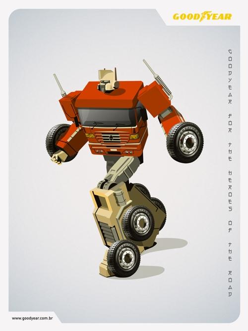 машины роботы