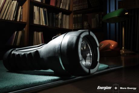 Реклама Energizer