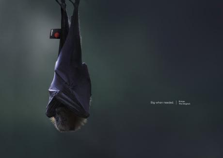 Реклама зонтов Knirps от Serviceplan Manchen/Hamburg