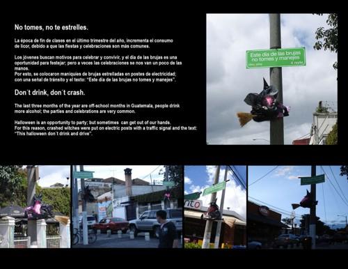 Социальная реклама от lafabrica&jotabequ GREY