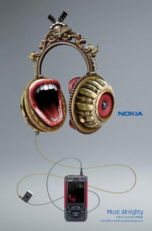 Реклама Nokia