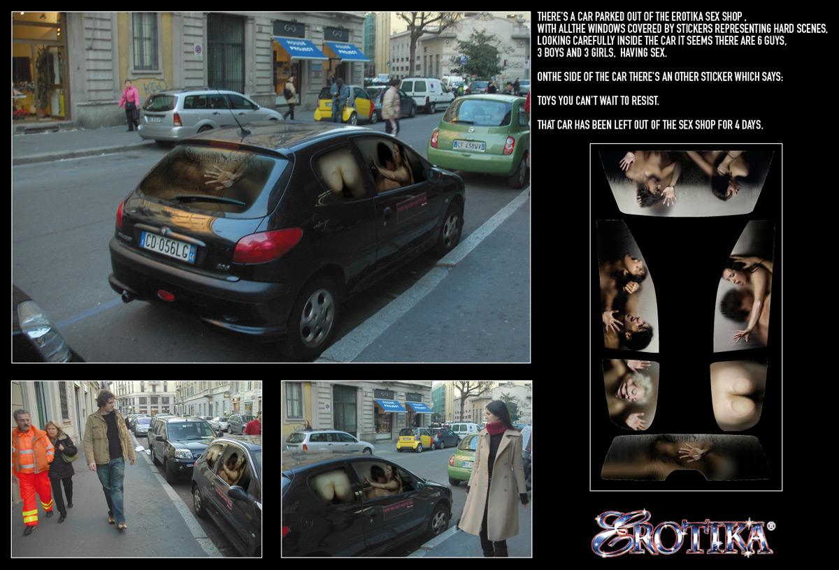 Реклама секс машин