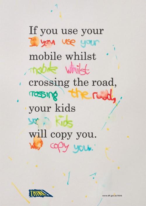 Социальная реклама от Leo Burnett
