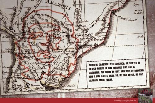 Журнал о путешествиях Lugares