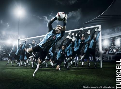 Реклама Turkcell