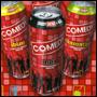 ...новый слабоалкогольный напиток COMEDY CLUB в алюминиевых банках.