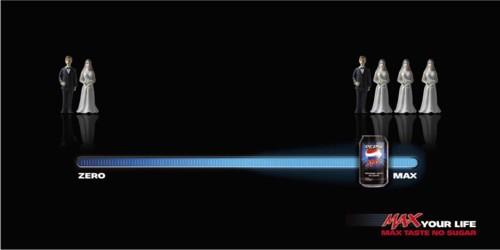 Реклама Pepsi Max от BBDO