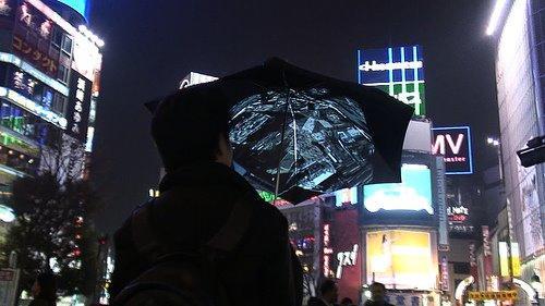 Интернет-зонтик!