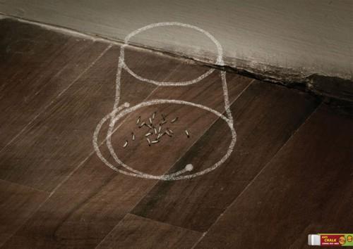 Реклама карандаша ARS Chalk