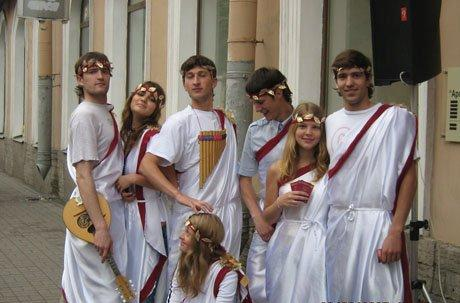 Популярные изображения по запросу Туника одежда греческих богов.