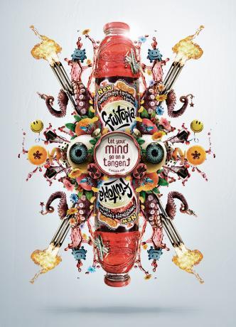 Реклама Fruitopia